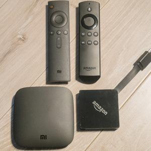 Fire TVとmi boxの比較